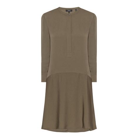 Carstan Silk Dress, ${color}