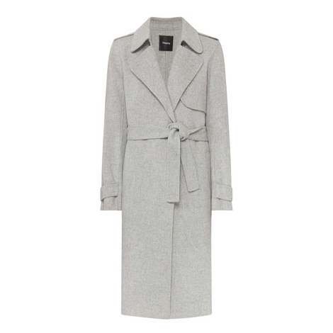 Oaklane Trench Coat, ${color}