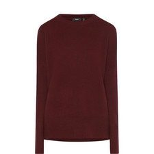 Karenia Relaxed Fit Cashmere Sweater