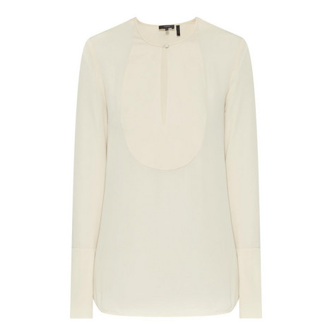 Bahliee Bell Sleeve Blouse, ${color}