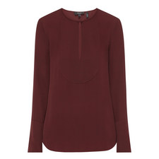 Bahliee Bell Sleeve Blouse