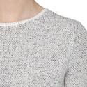 Vendla Tweed Knit Top, ${color}