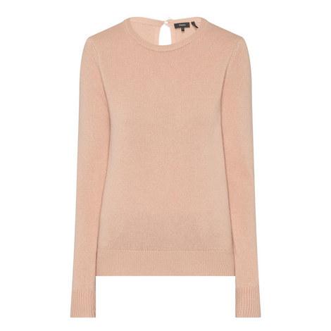 Salomina Tie-Back Sweater, ${color}