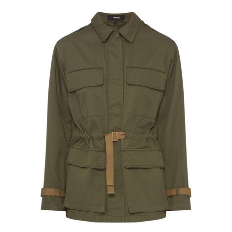 Thornwood Military Jacket , ${color}