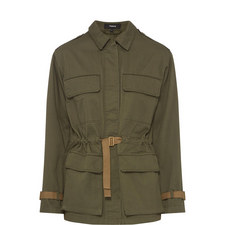 Thornwood Military Jacket