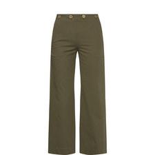 Namid Button Waist Trousers