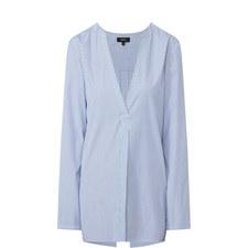 Ofeliah Long Sleeve Stripe Shirt