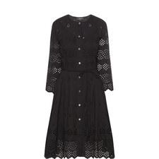 Kalsingas Eyelet Dress