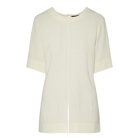 Edgara Short Sleeve Top, ${color}