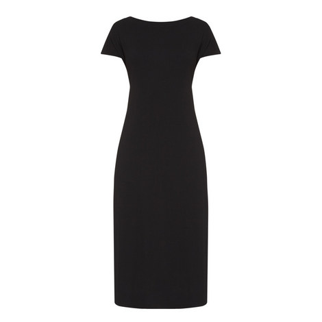 Andrizza Knot Back Dress, ${color}