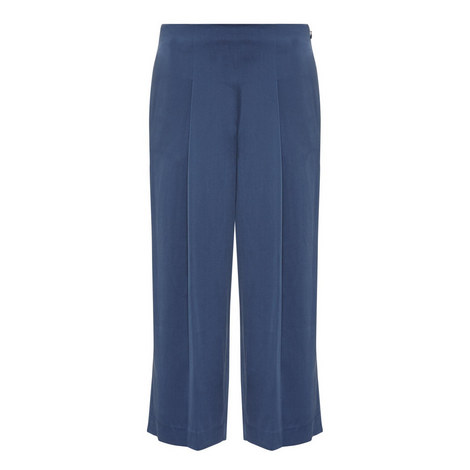 Zavabell Wide Fit Trousers, ${color}
