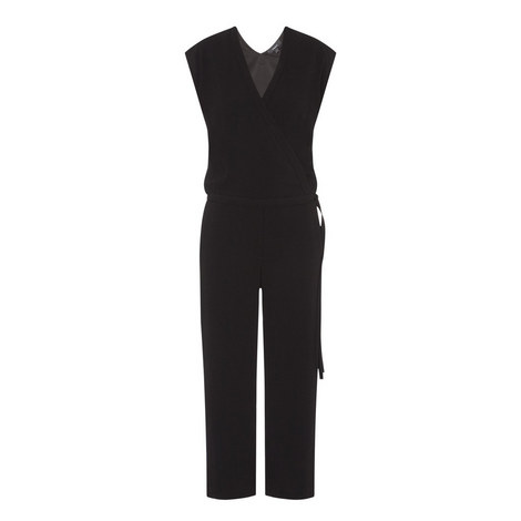 Lyoral Tie-Waist Jumpsuit, ${color}