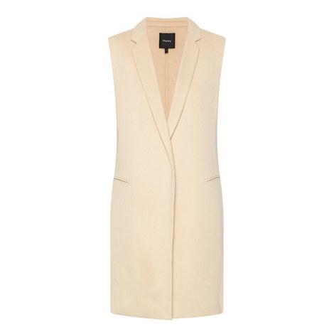 Essential Vest Waistcoat, ${color}