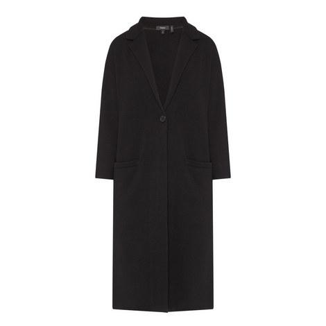 Melisandre Single-Button Coat, ${color}