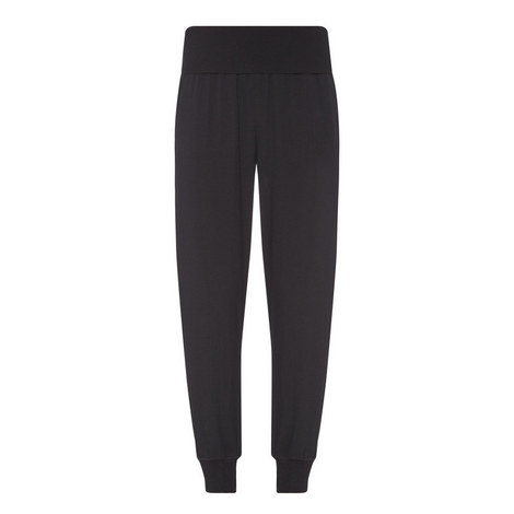 Ribbed Jogger Trousers, ${color}