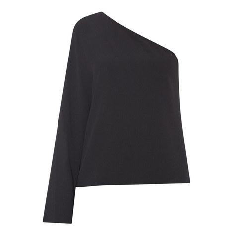 Ruza One-Shoulder Top, ${color}