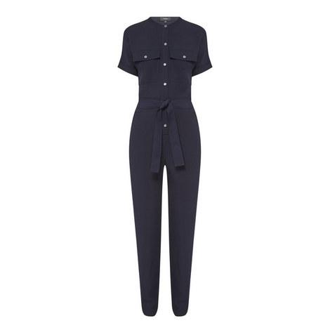 Short Sleeve Jumpsuit, ${color}