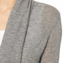 Open Front Cardigan, ${color}