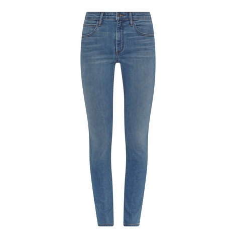 Ankle Skinny Jeans, ${color}