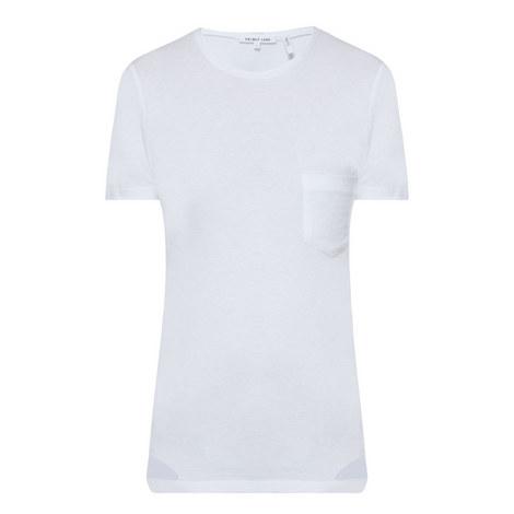 Slash Hem T-Shirt, ${color}