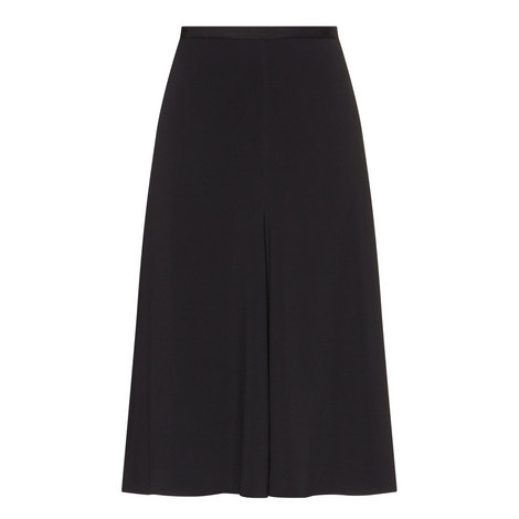 A-Line Midi Skirt, ${color}
