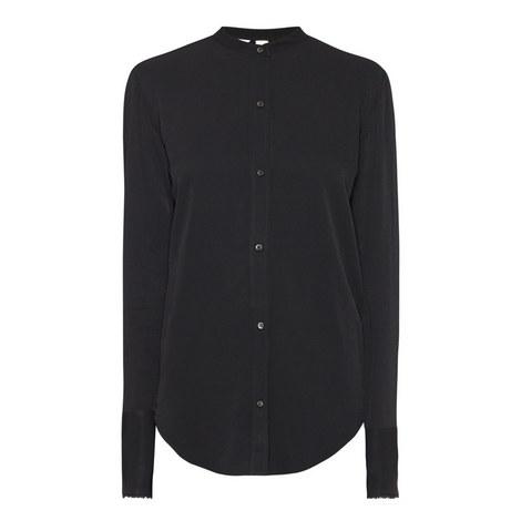 Knot Detail Shirt, ${color}