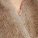 Faux Fur Gilet, ${color}