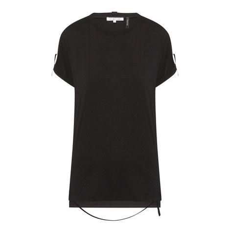Strap Detail T-Shirt, ${color}