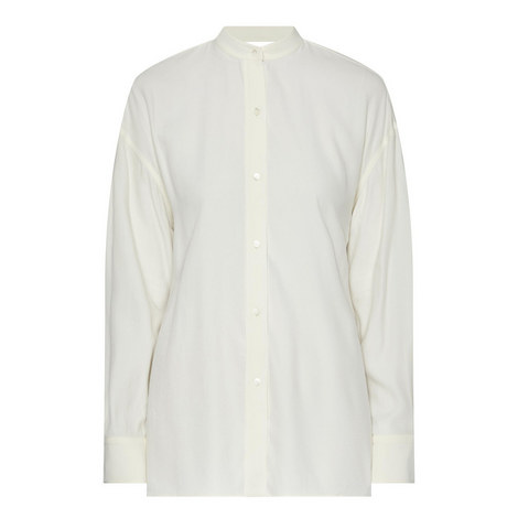 Side Tie Detail Shirt, ${color}