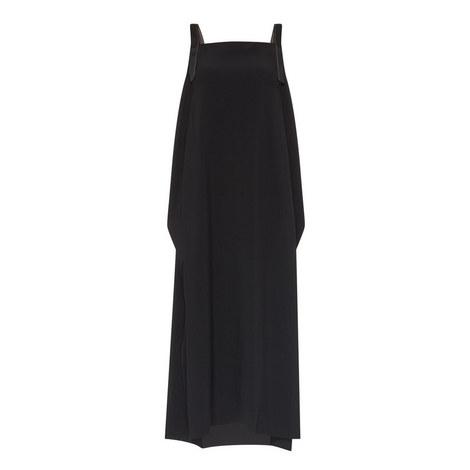 Apron Back Midi Dress, ${color}