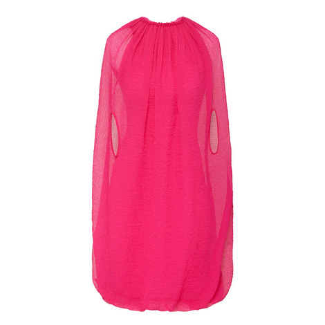 Chiffon Balloon Dress, ${color}