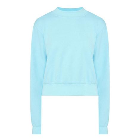 Milan Cropped Sweatshirt, ${color}