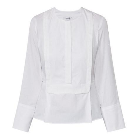 Wide Sleeve Poplin Shirt, ${color}
