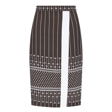 Japanese Print Skirt, ${color}