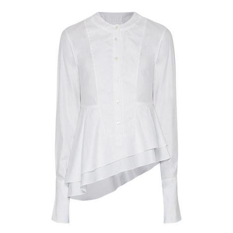 Peplum Shirt, ${color}