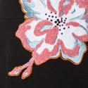 Flower Motif Dress, ${color}