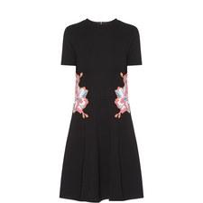 Flower Motif Dress