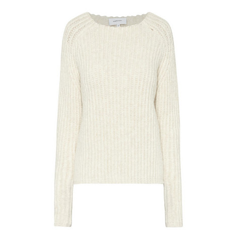 Wool Ribbed Sweater , ${color}
