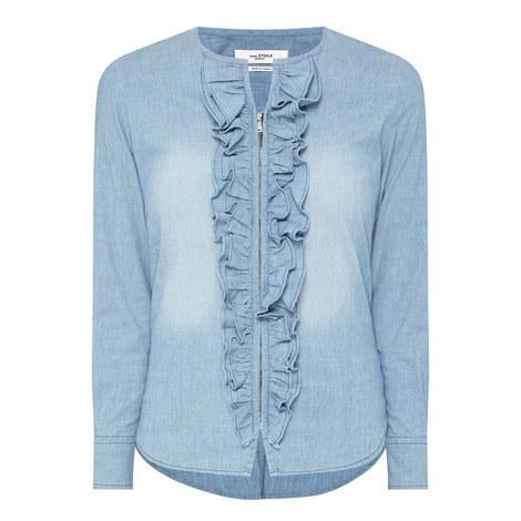 Liz Long Sleeve Shirt , ${color}