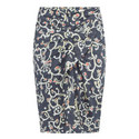Caja Ruffle Print Skirt , ${color}