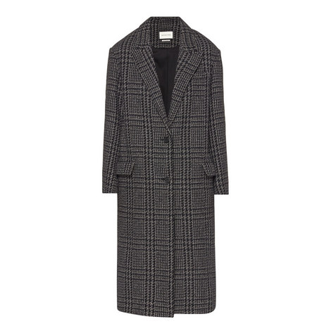 Garth Relaxed Fit Coat, ${color}