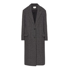 Garth Relaxed Fit Coat