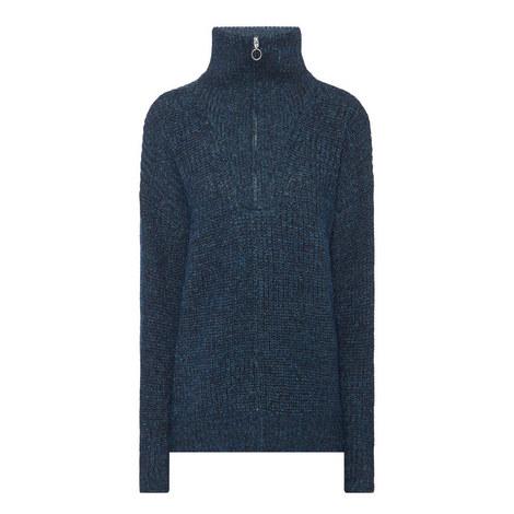 Declan Zip-Up Sweater, ${color}