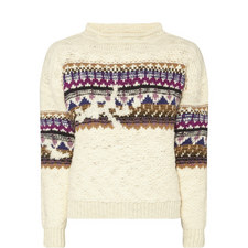 Elsey Jacquard Sweater