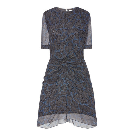 Barden Tie Waist Dress, ${color}