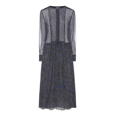 Baphir Tie Waist Dress, ${color}