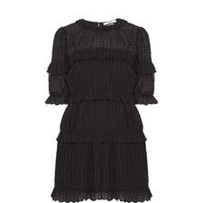Yin Ruffle Dress