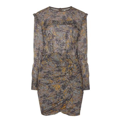 Jirvina Printed Dress, ${color}