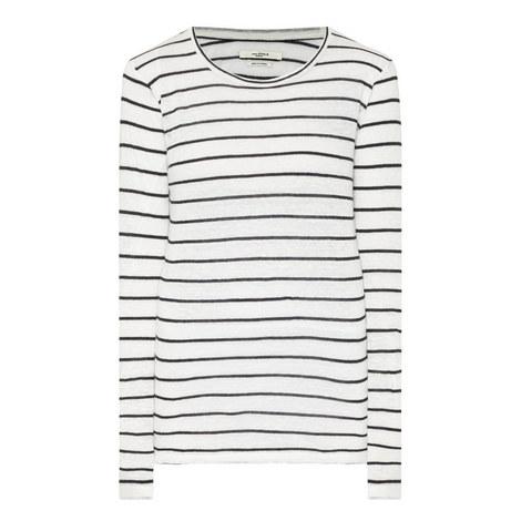 Aaron Stripe T-Shirt, ${color}