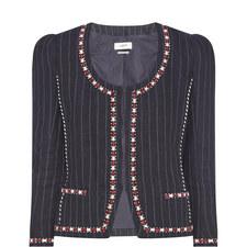Jilo Pinstripe Jacket
